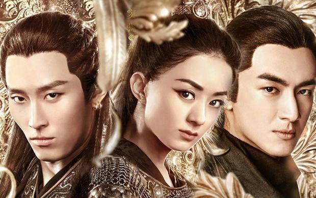 Sở Kiều Truyện 2: Cặp đôi Dĩnh  Tân quay trở lại nhưng khán giả la ó vì vai diễn Nguyên Thuần?