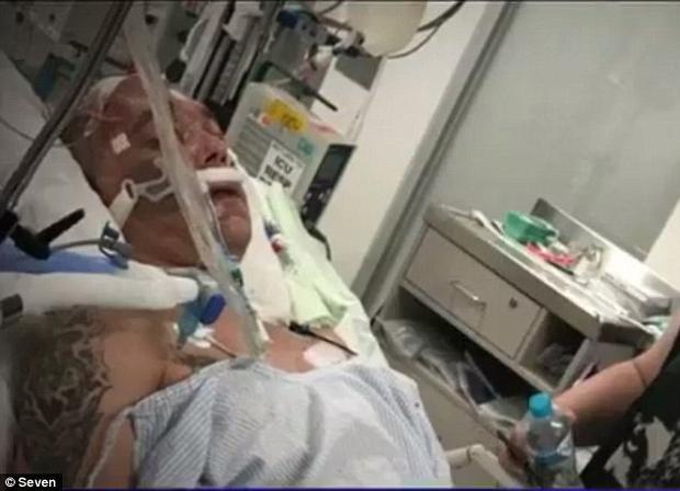 Sau thời gian điều trị không tiến triển, gia đình Beau quyết định rút ống thở để anh ra đi thanh thản, song điều kỳ diệu đã xảy ra.