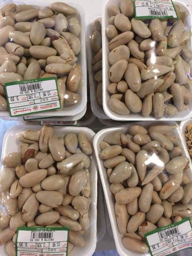 Hạt mít luộc được bày bán ở Nhật với giá 200 nghìn/kg, trong khi đó, đây chỉ là một món ăn vặt của trẻ em ngày xưa. Còn bây giờ, hạt mít bị ném vào sọt rác không thương tiếc.