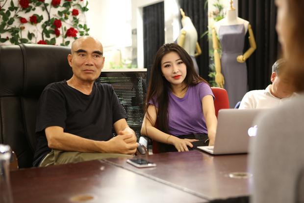 Đạo diễn và diễn viên casting cho bộ phim.