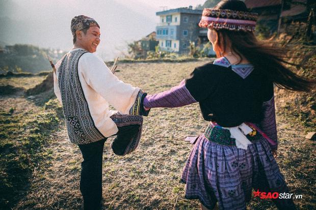 Nhật Trường bật mí sau khi cưới xong sẽ cùng người thương đi xuyên Việt bằng xe máy.