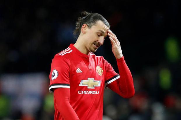 Ibrahimovic rất ít khi được sử dụng ở mùa giải này.
