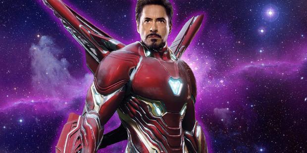 Iron Man cho ra mắt vũ khí mới Bleeding Edge giúp anh bay lượn trong không gian.