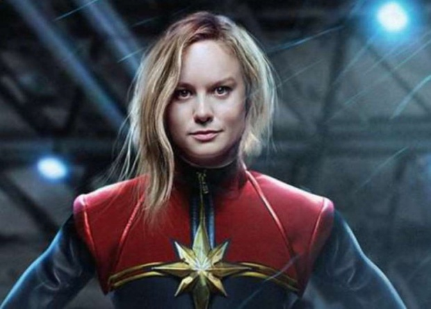 Captain Marvel.