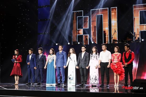 10 thành viên ưu tú team HLV Ngọc Sơn.