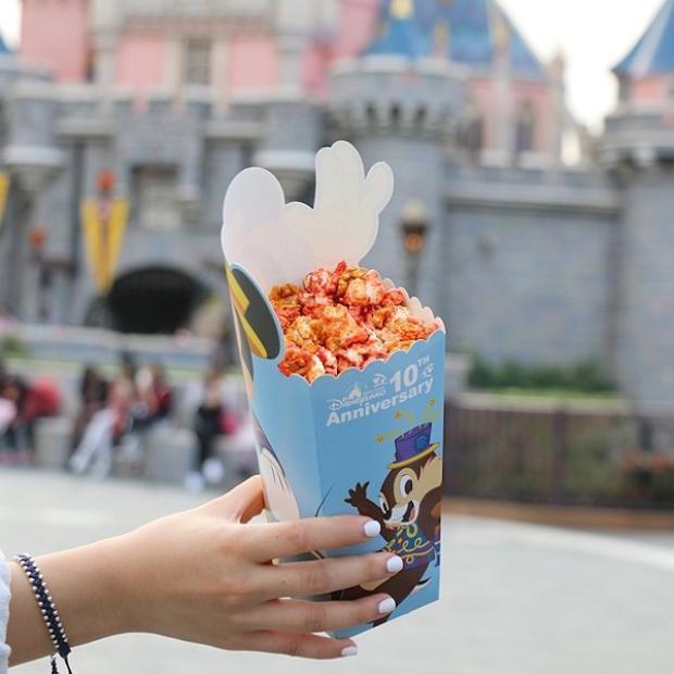 Ngạc nhiên trước sự thần kì của những món ăn độc đáo của Disneyland trên khắp thế giới