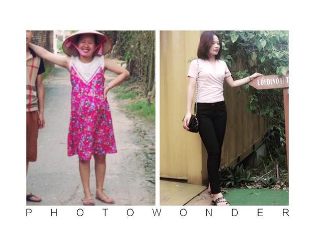 Mẹ bầu Thanh Mai Nguyễn tăng 20 kg so với thời con gái.
