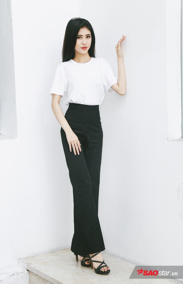 Trần Thị My sinh năm 1997 sở hữu khuôn mặt xinh đẹp, ngọt ngào cùng chiều cao 1m72. Cô đang là một y tá, đến với cuộc thi, My mong muốn thay đổi bản thân cũng như tích lũy thêm nhiều kinh nghiệm cho cuộc sống.
