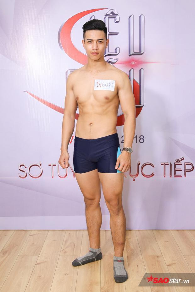 Trịnh Văn Bảo đến từ Hải Phòng là một người mẫu tự do kiêm huấn luyện viên thể hình, nên không có gì lạ khi anh sở hữu hình thể vạm vỡ cùng cơ bụng sáu múi. Bên cạnh đó với chiều cao 1m84, anh hứa hẹn sẽ trở thành một thí sinh triển vọng của mùa thi năm nay.