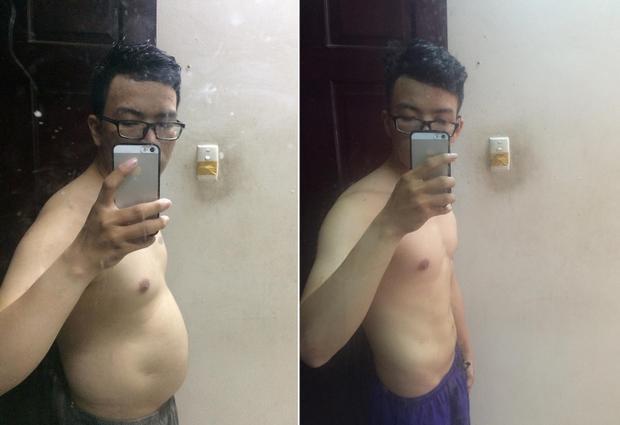 Dù bị đá vì béo, chàng trai vẫn muốn quay lại với người cũ sau khi giảm cân thành công