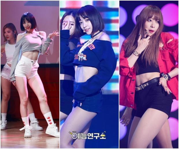 Không phải tự dưng mà Hani được trao danh hiệu nữ thần Kpop đâu!