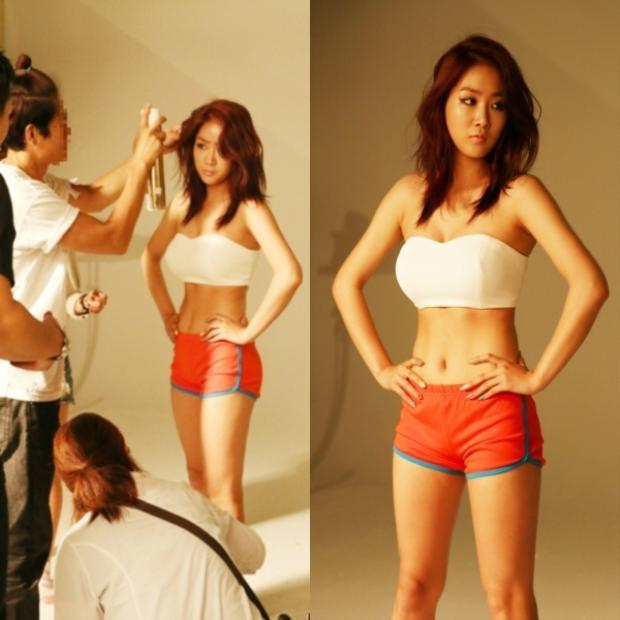 Bức ảnh một thời khiến cả cộng đồng mạng dậy sóng vì body tuyệt vời của Soyou - cựu thành viên SISTAR.