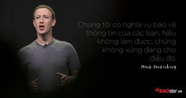 Mark Zuckerberg xin lỗi người dùng, nhưng có những vấn đề lời xin lỗi cũng không thể cứu vãn được?