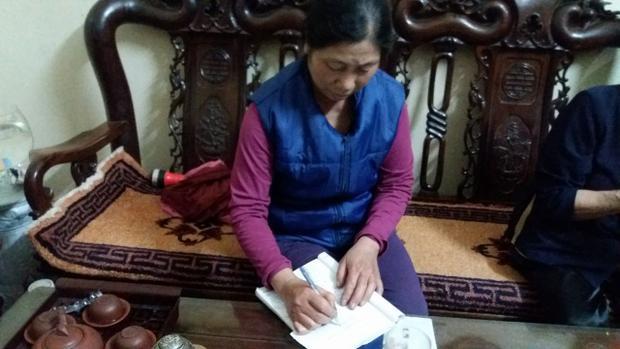 Bà Dung vô cùng đau xót sau sự việc con gái.