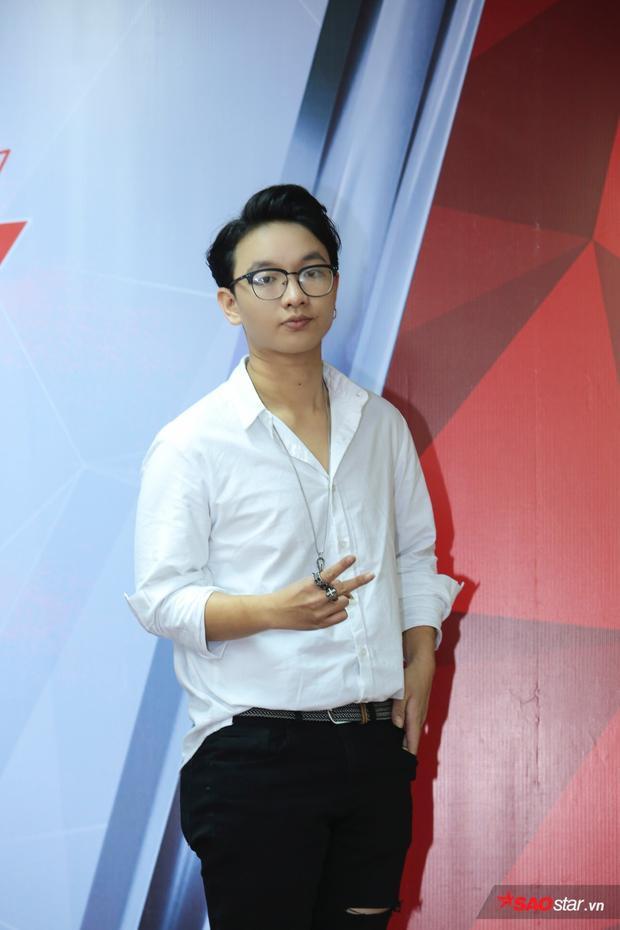Hoàng Dũng lần đầu kể chuyện bỏ thi để đến thử giọng vòng audition The Voice 2015