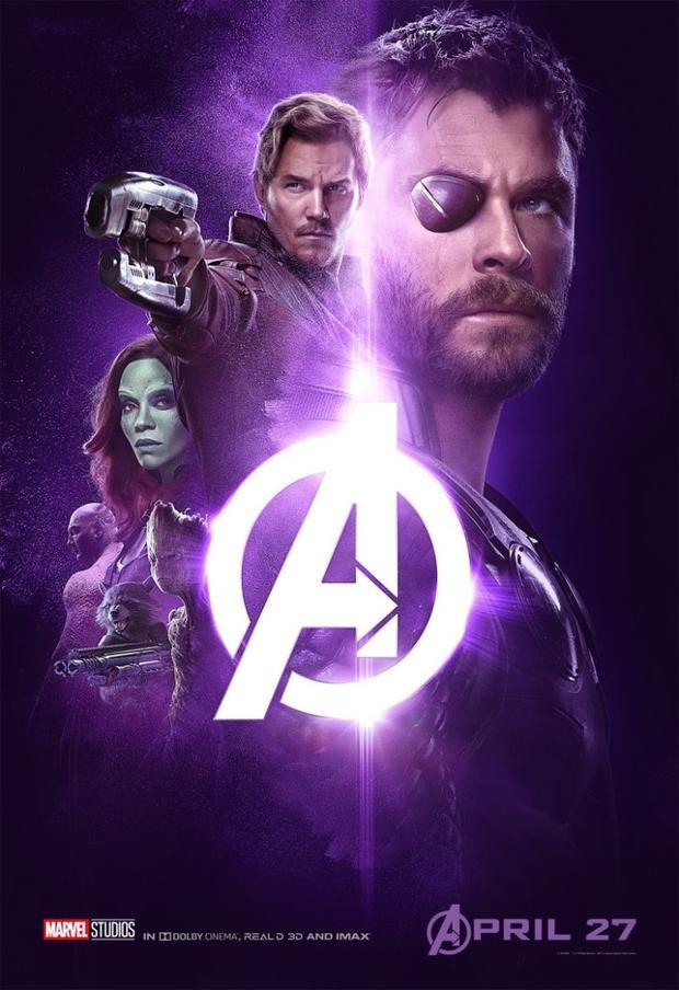 Thor và Guardians of the Galaxy.