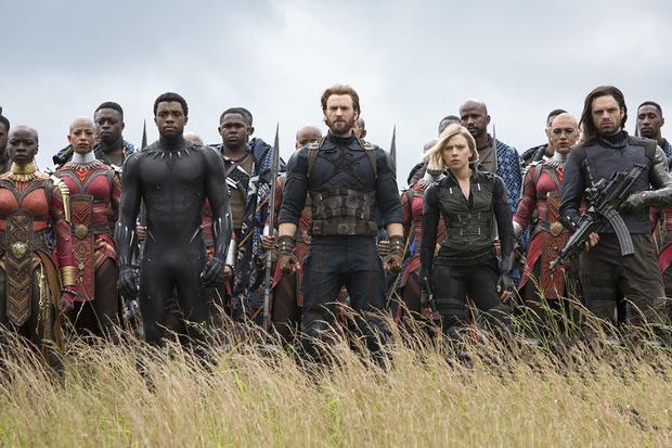 Avengers: Infinity War tung poster làm rõ mối quan hệ trong các nhóm nhân vật