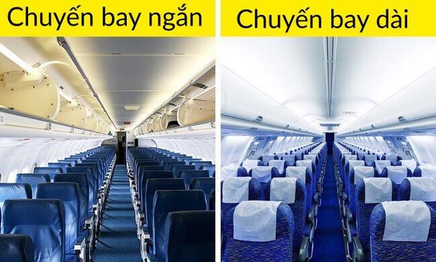 Bạn sẽ bất ngờ khi biết vì sao các hãng hàng không lại chọn nội thất màu xanh