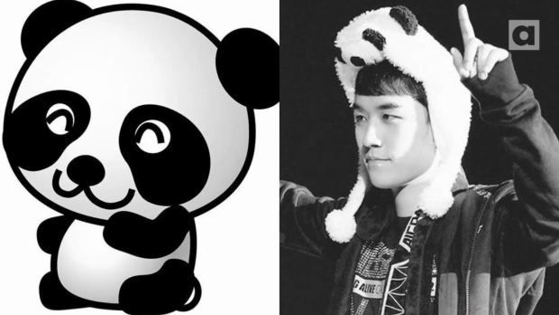 """Vấn đề cuồng thâm nghiêm trọng ở mắt khiến cho chàng út của BigBang """"đụng hàng"""" tên gọi với các chú gấu trúc (Panda). Tránh lạm dụng từ khoá này nếu có người thân là 1 fan Kpop """"cứng cựa"""" nhé."""