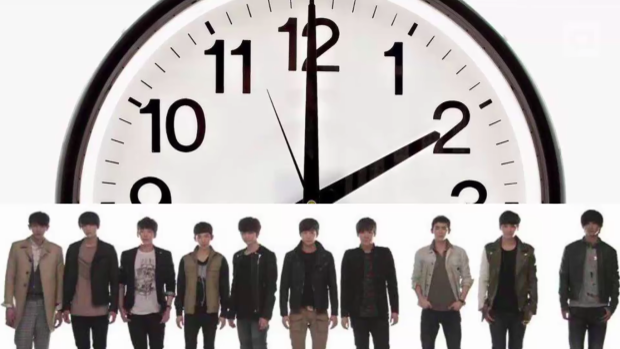 Hoặc đôi khi là 2AM, 2PM?