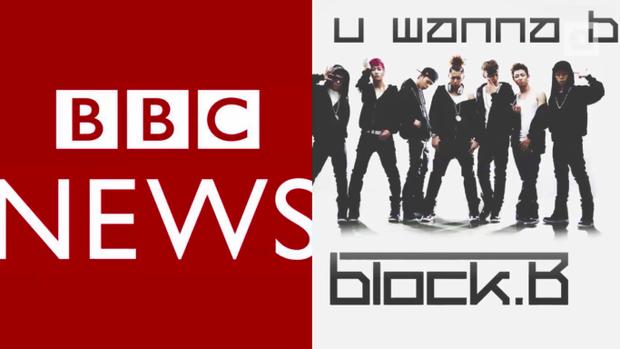 BBC News là một kênh thời sự nhưng khi bỏ chữ News đi thì là bạn đang nhắc tới cộng đồng fan của Block B đấy nhé.