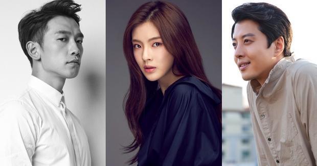 Xuất hiện nữ chính sẽ đóng cặp cùng Rain và Lee Dong Gun trong Sketch