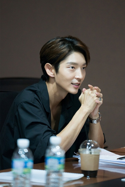 """Tứ ca"" Lee Jun Ki."