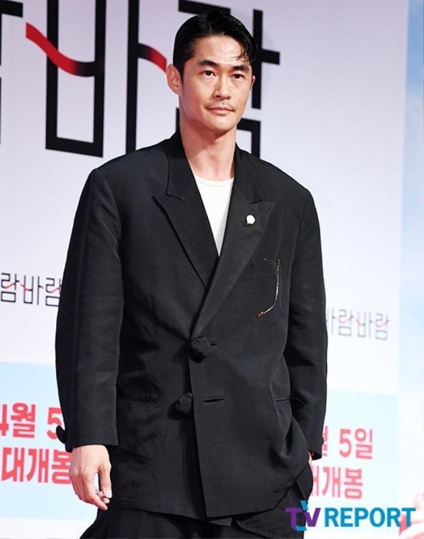 """""""Tài tử"""" Bae Jeong Nam."""