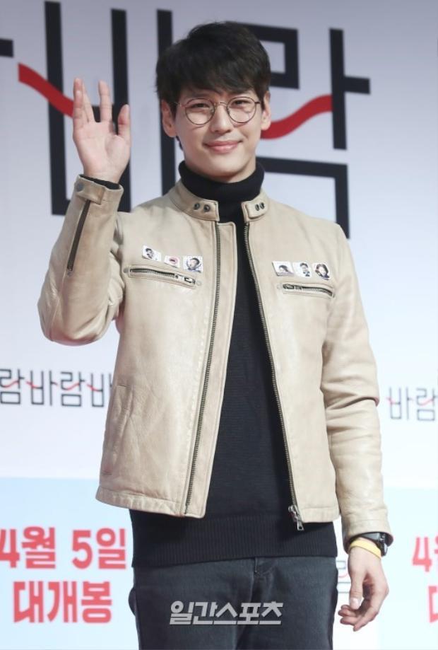Diễn viên 32 tuổi - Ji Il Joo.