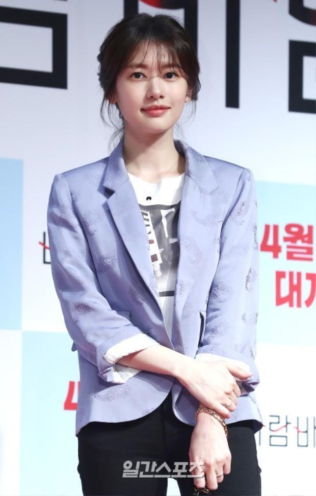 Bạn gái của Lee Joon - Jung So Min.