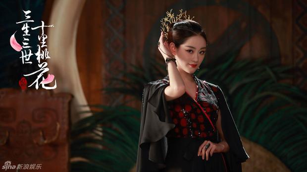 Tân ỷ thiên đồ long ký: Gà cưng của Dương Mịch trở thành ác nữ Chu Chỉ Nhược!