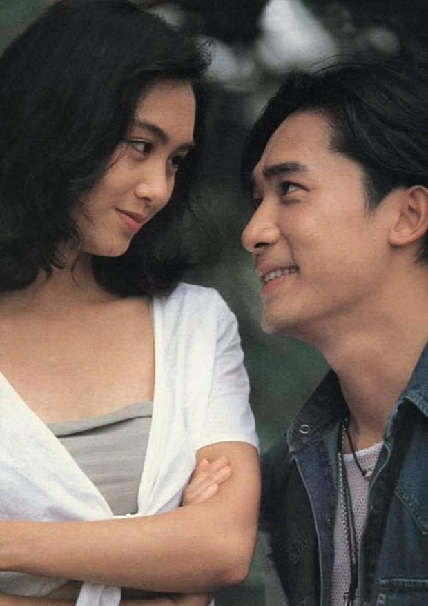 Chu Ân và Lương Triều Vỹ - hai huyền thoại TVB đối với người hâm mộ.