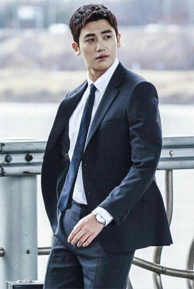Nam diễn viên Park Hyung Sik