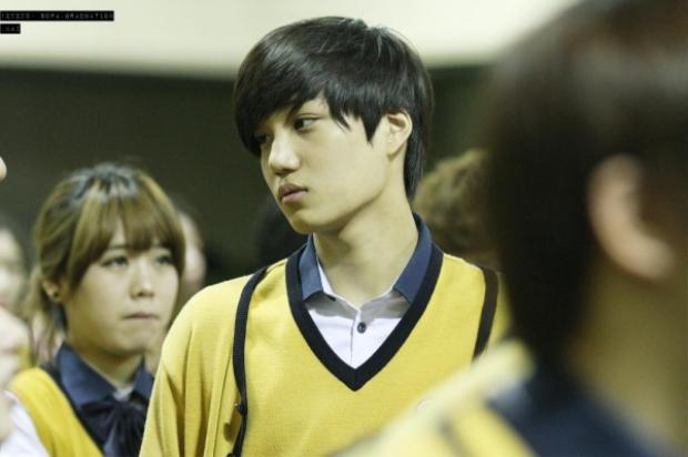 Học tại đây bạn sẽ được gặp Kai (EXO)…