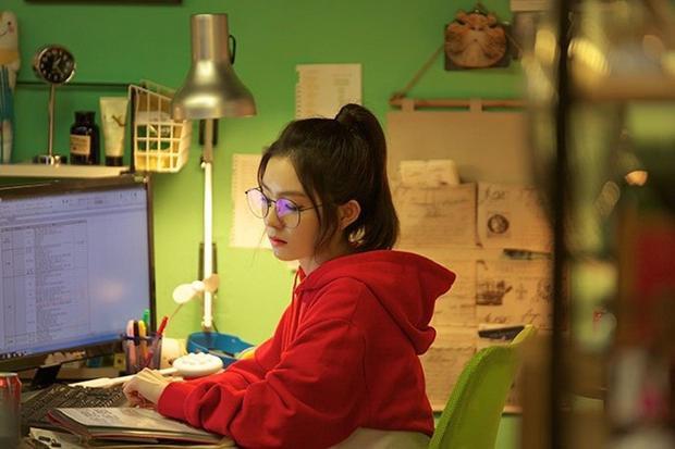 Hình ảnh Irene trong phim.