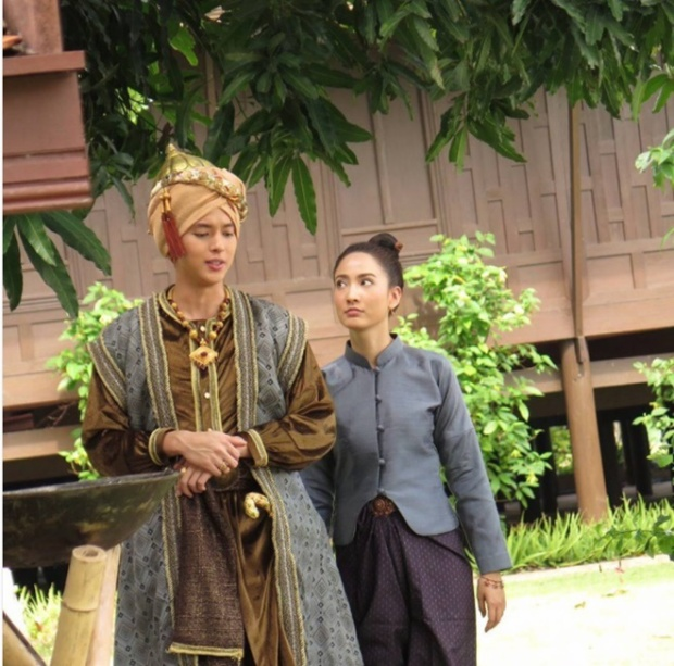 'Nữ thần rắn' trót yêu 'thái giám' James Jirayu trong phim tiếp sóng 'Ngược dòng thời gian để yêu anh'