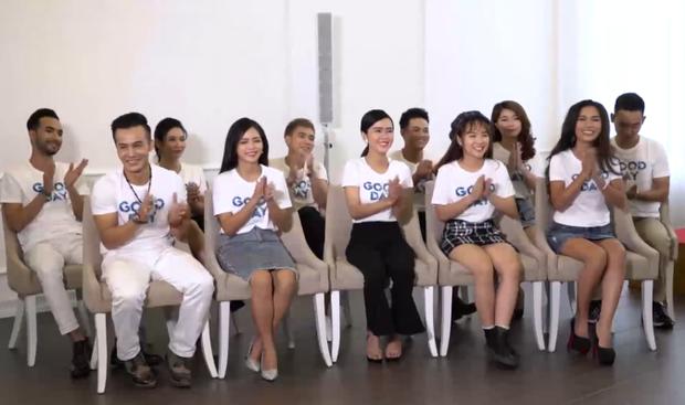 """11 gương mặt """"trai xinh gái đẹp"""" team HLV Như Quỳnh."""