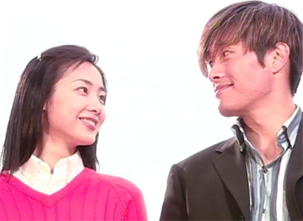 """Choi Ji Woo và Lee Byung Hun cũng là một """"cặp đôi vàng"""" được yêu thích trong """"Những ngày tươi đẹp"""""""