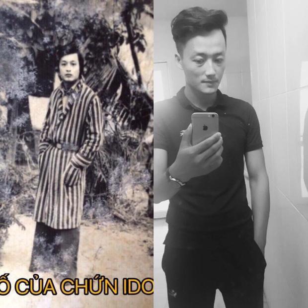 Bức ảnh do thành viên Chứn Idol chia sẻ.