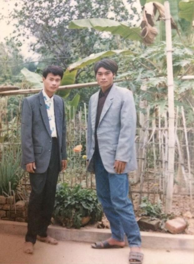 Những thanh niên phong độ một thời cùng chiếc áo vest sang trọng.