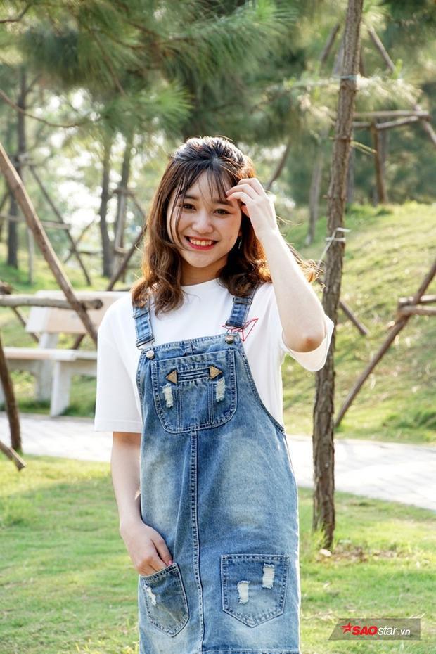 Dương Thu Thảo (SN 1998, sinh viên năm 2 ngành Quản trị Kinh doanh, ĐH FPT cơ sở Hòa Lạc).