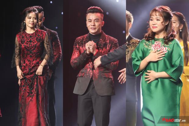 Hoàng Hải, Nhật Minh, Yuuki Ánh Bùi lần lượt là các lựa chọn của Danh ca Giao Linh, Ngọc Sơn và Quang Lê.