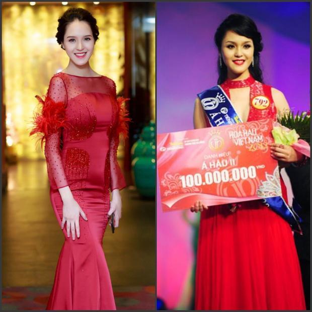 Hoàng Anh cũng là trường hợp khá tiếc nuối tại Hoa hậu Việt Nam 2012. Sau 6 năm giành ngôi Á hậu, nhan sắc của cô vẫn khiến nhiều người ganh tỵ dù đã lấy chồng và có một mặt con.