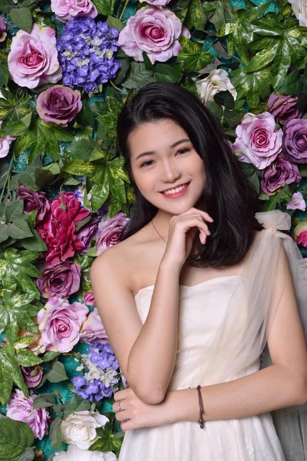 Hoa khôi THPT Nguyễn Bỉnh Khiêm: Đừng để khi già mới thấy tiếc những năm tháng rực rỡ