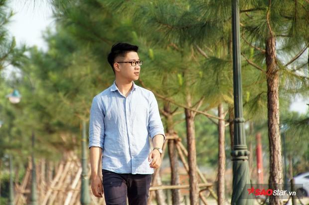 Phạm Quý Dương (SN 1997, sinh viên năm 3, chuyên ngành Quản trị Kinh doanh).