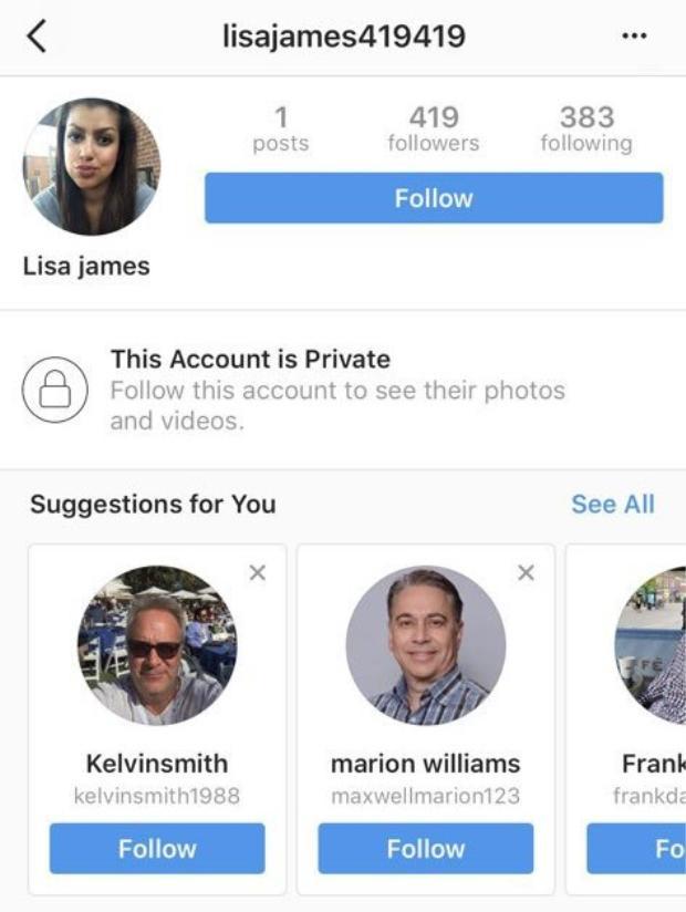 Dân mạng dậy sóng vì tài khoản Instagram bí ẩn chỉ follow người có tên Paul William