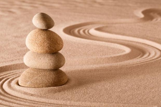 Thiền không đơn giản chỉ là ngồi im và hít thở. Ảnh: Getty image
