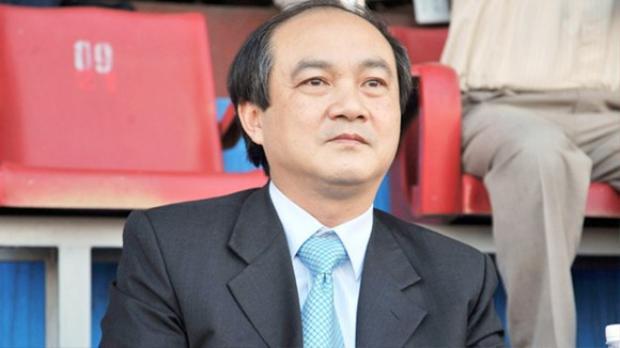 Tổng cục trưởng Tổng cục thể dục thể thao - ông Vương Bích Thắng.