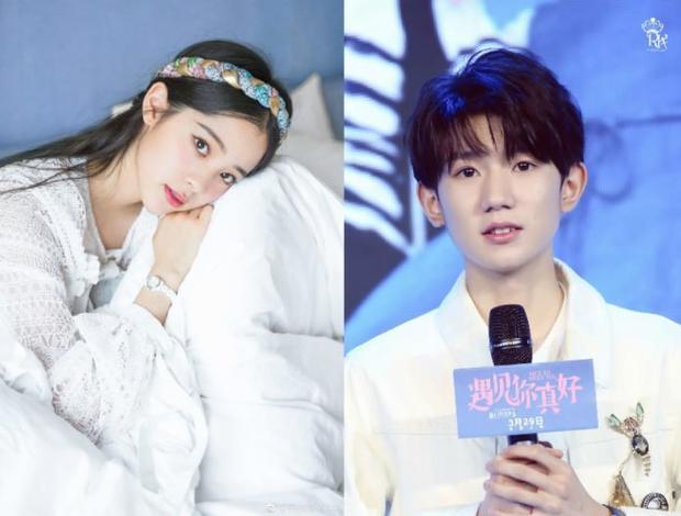 Nhà sản xuất Đại chúa tể đã chính thức công bố Vương Nguyên và Âu Dương Na Na sẽ góp mặt vào dự án với vai trò nam chính - nữ chính