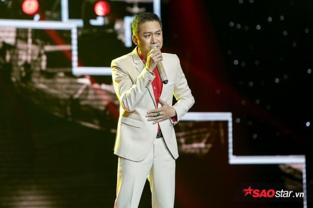 """Quang Long - đồng đội của Nhật Minh. Anh cũng là giọng ca """"nặng ký"""" nhất ở đội của HLV Ngọc Sơn."""